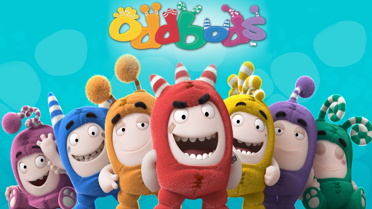 Wel E To The Tycoon S Family Oddbods – Tycoon
